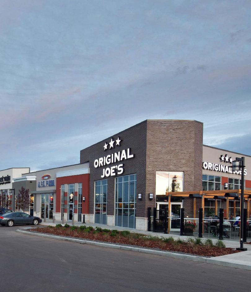Landscape Architecture - Commercial & Hospitality