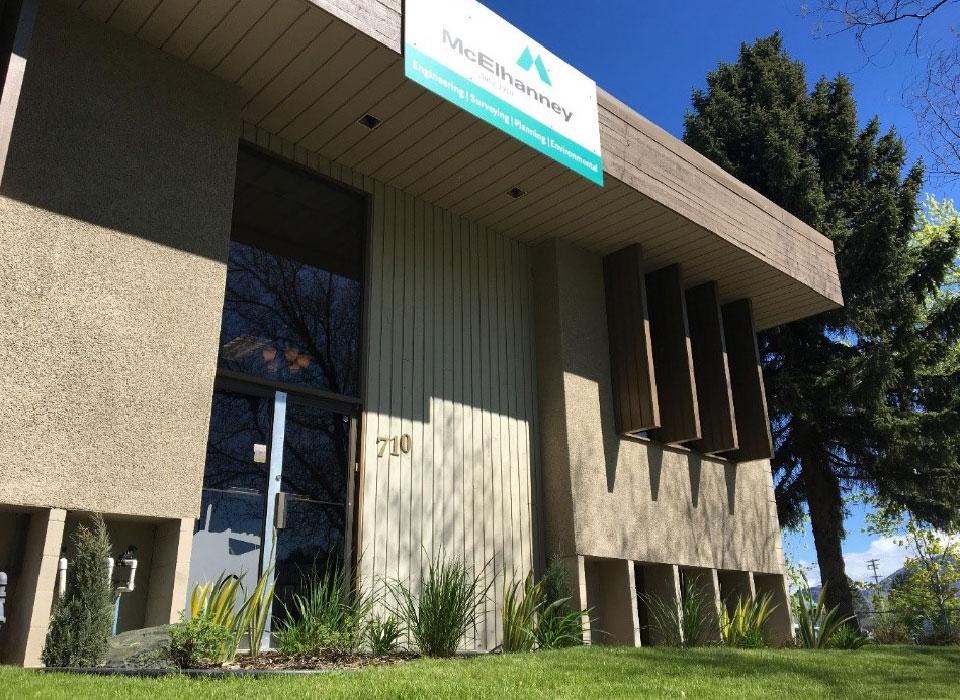 Kamloops McElhanney Office