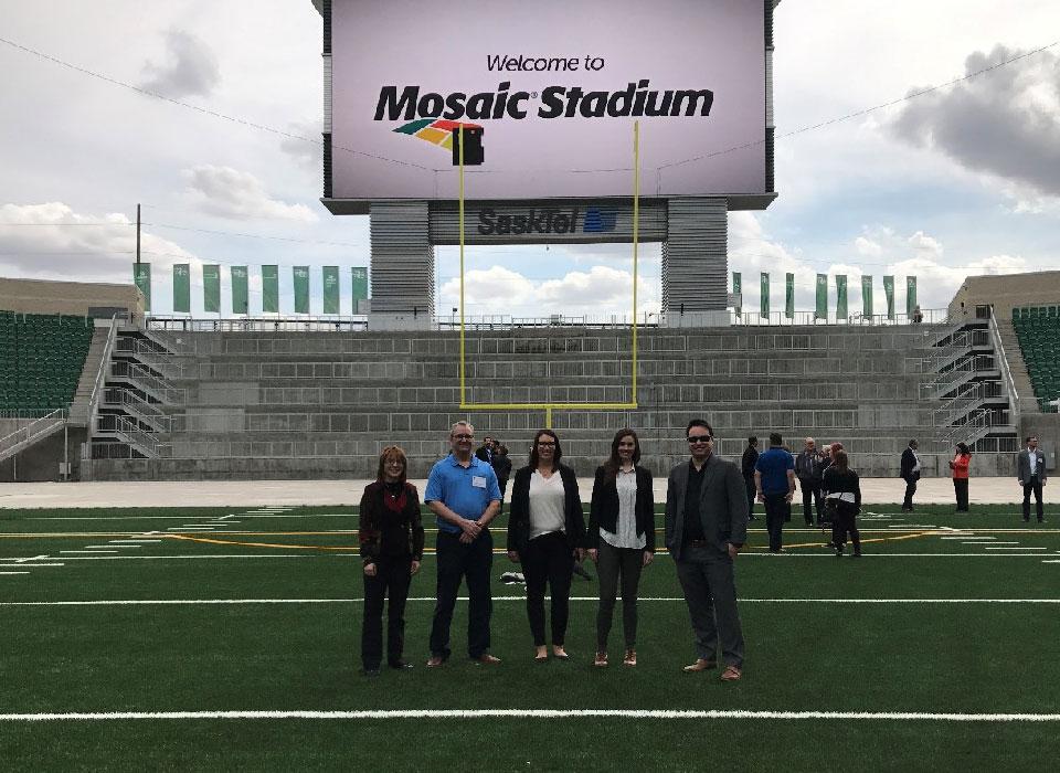 Regina Saskatchewan Stadium