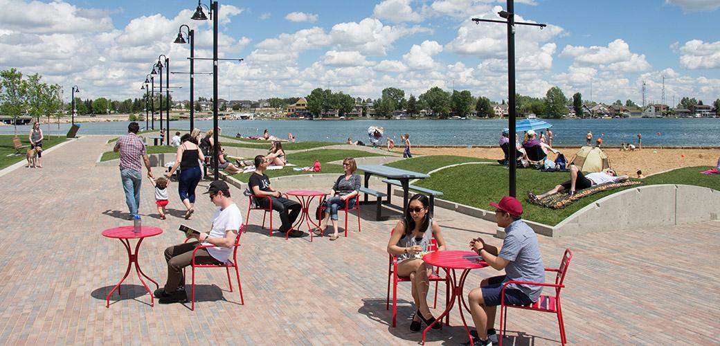 Anniversary Park Revitalization