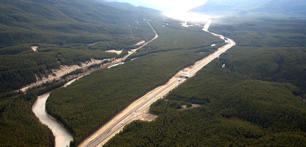 Banff National Park / TransCanada Highway Widening