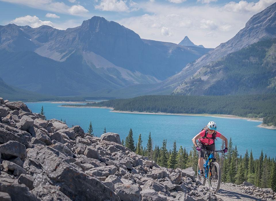 Landscape Architecture High Rockies Trail
