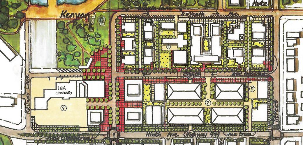Design Scenarios for Okanagan Falls Town Centre