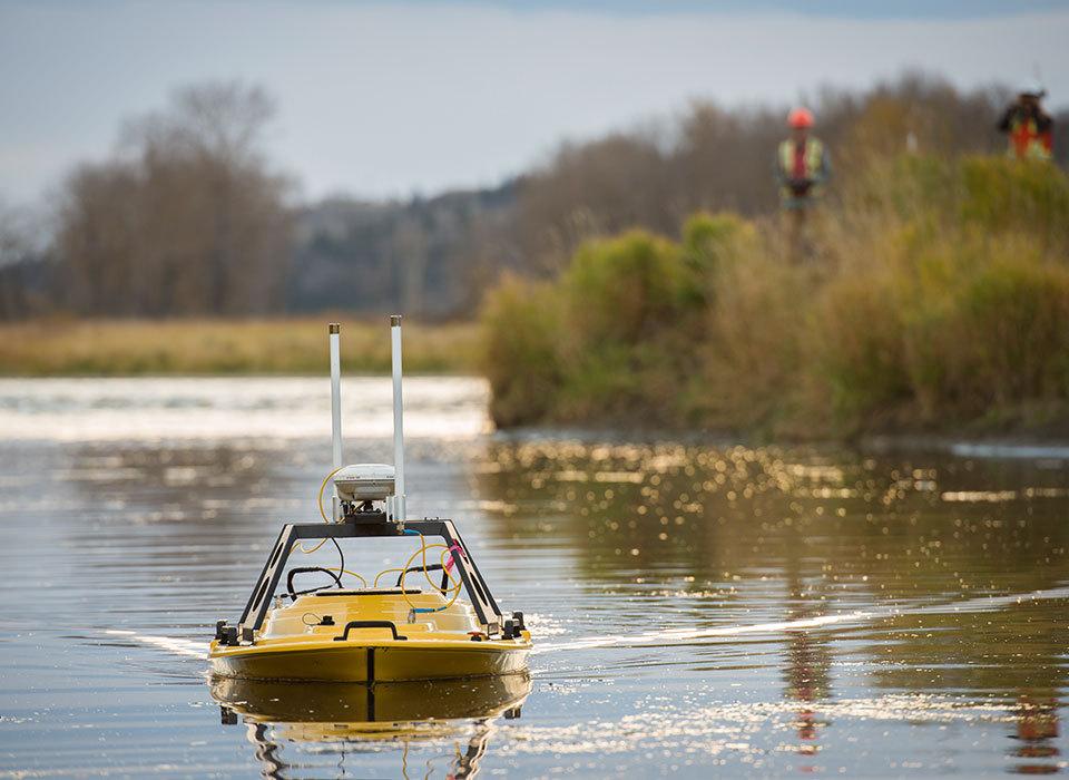 Edson water survey