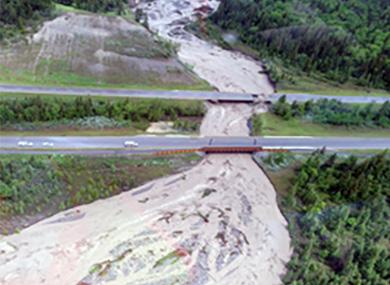 Parks Canada Flood Response