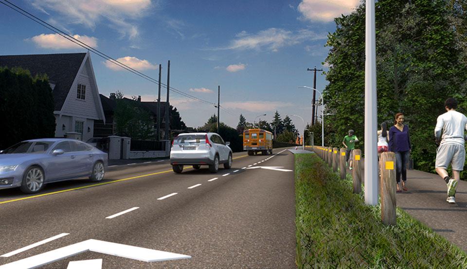 Road rendering
