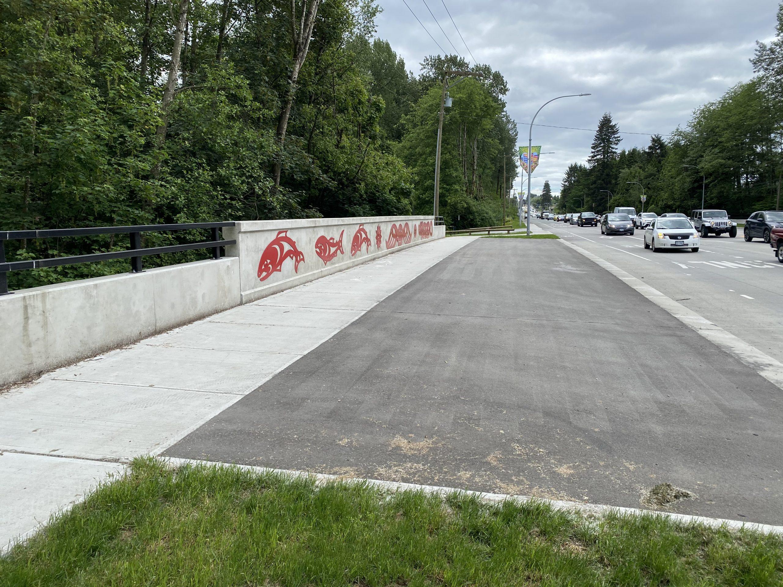 Bear Creek Bridge Project