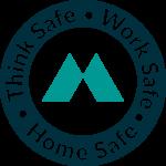 think save work safe home safe