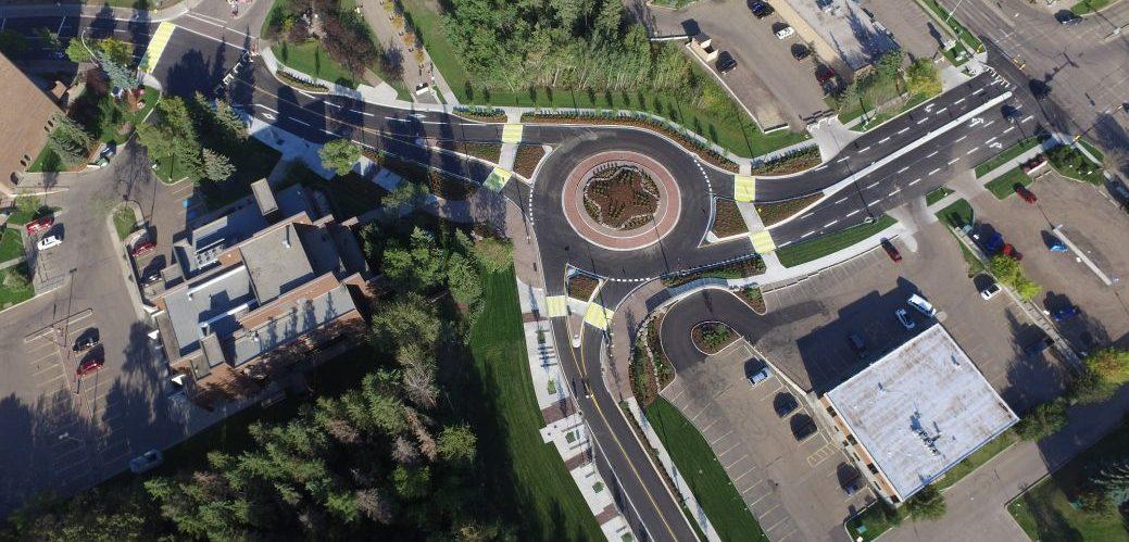 St Anne aerial