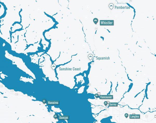 Whistler Sunshine Coast Squamish_Map-01