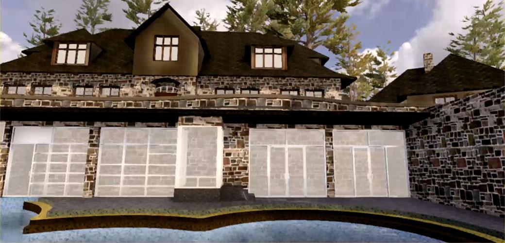 Banff Virtual Reality Demo