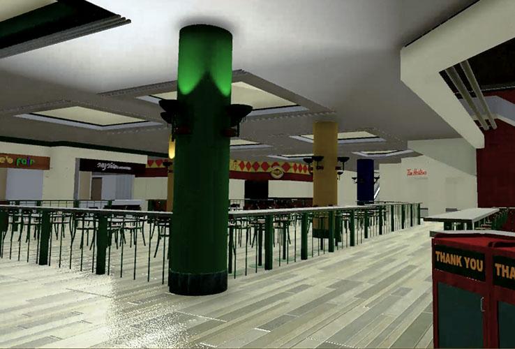 Waterfront Centre Virtual Reality Walkthrough